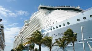 oasis of the seas and allure of the seas royal caribbean