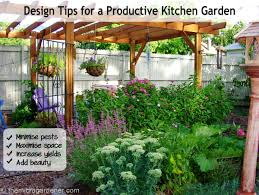 Kitchen Garden Designs Design Tips For A Productive Kitchen Garden The Micro Gardener