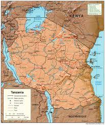 Ohio State University Map by Linguistics Swahili Research Guides At Ohio State University