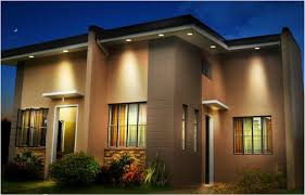 Row House Model - philippine real estate properties for sale bahay lupa at marami