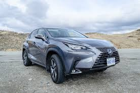 blue lexus nx 2018 lexus nx 300 hybrid and f sport adventure in the okanagan