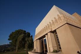 hollyhock house top architectural sights in los angeles