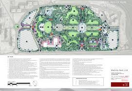 Clu Campus Map Khalifa Park Abu Dhabi Karte Karte Von Khalifa Park Abu Dhabi