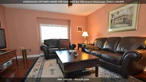 Home Interiors Furniture Mississauga Mississauga Ontario Homes For Sale 4543 Bay Villa Avenue