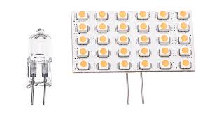 g4 led bulb 30 smd led bi pin led rectangular bulb bi pin