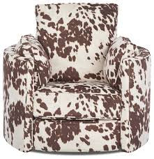 Swivel Reclining Armchair Uddermaddness Swivel Reclining Chair Contemporary Recliner