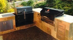 Custom Backyard Grills Outdoor Kitchen