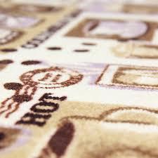 carvapet 2 piece non slip kitchen mat rubber backing doormat
