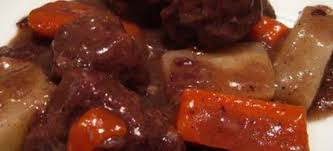cuisiner le sanglier avec marinade daube de sanglier recettes cookeo