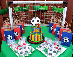 Soccer Theme Party Decorations Interior Design Awesome Soccer Themed Birthday Party Decorations