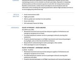 2 steward resume sample flight attendant sample resume tips