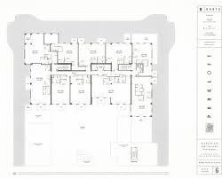 parkloft floor plan 6th floor