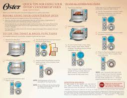Oster Toaster Oven Manual Oster Ovens Tssttvdg01 Oster Digital Countertop Oven With