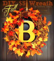 fall wreath ideas front doors 5 diy fall wreath for your front doora welcoming