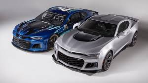 is chevy camaro a car chevrolet camaro to join energy nascar cup series in 2018