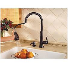 Price Pfister Ashfield Kitchen Faucet by Tuscan Bronze Ashfield 1 Handle Pull Kitchen Faucet Gt529