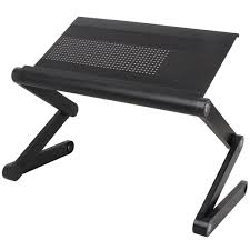 Adjustable Laptop Desks by Computer Lap Desk Laptop Folding Writing Wood Tray Tablet Portable