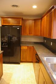 Kitchens With Black Countertops Black Kitchen Designs And Accents Black Appliances Kitchens And