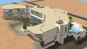 mod the sims tony stark mansion from the iron man movies