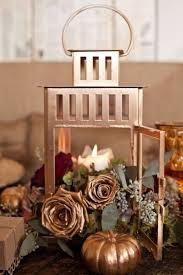 Lanterns With Flowers Centerpieces by Light Up Your Home With Fall Lanterns More Wedding Centerpieces