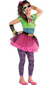 Halloween Costumes Girls Teens Teen Girls 80s Valley Costume Party Halloween