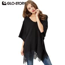 aliexpress buy glo story pullover 2017 fashion