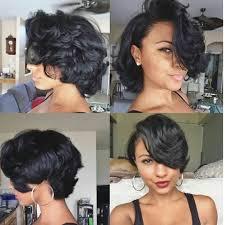 shortcut for black hair in love with this nice short hair bomb hair shortcut fashion