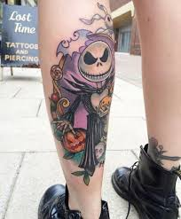 nightmare before tattoos