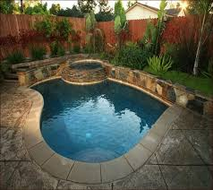 Small Backyard Pool Designs Inground Pools For Small Yards Pools Pinterest Yards