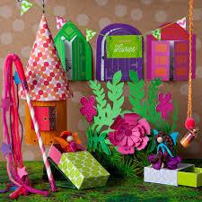 fairy kit kids diy craft kit uncommongoods