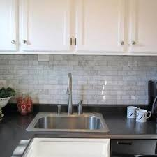 Carrara Backsplash Transitional Kitchen Cameo Homes - Carrara backsplash