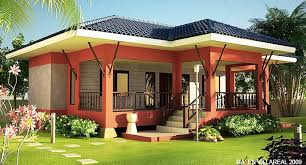 one storey house one storey house concept with interior design eplans