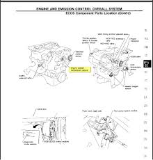 nissan pathfinder egr valve 1993 infiniti j30 idling poor acceleration and stalling rough