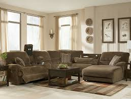 Large Brown Sectional Sofa Sectional Sofa Design Recliner Sectional Sofas Microfiber