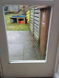 how to install cat flap in glass door images glass door