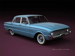 1960 ford falcon xk australia 3dmodels u0026 renders pinterest