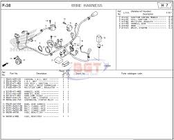 honda wave 110 wiring diagram honda wiring diagrams