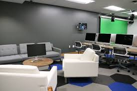 moravian college cuts ribbon on zinczenko new media center