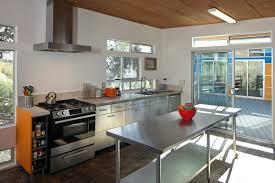 stainless steel cabinet w sliders riser drawers 14ga top butcher butcher block kitchen work table kitchen small kitchen carts