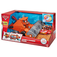 nice idea disney cars color changers toys lightning mcqueen mater pretty ideas disney cars color changers disneypixar chase change frank
