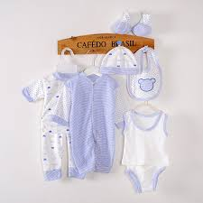 8 pieces baby gift set 0 3 months newborn clothes unisex baby s