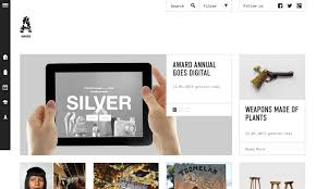 design inspiration news 25 content heavy sites for web inspiration