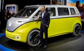 volkswagen minibus electric auto show concepts would you build them or forget them boston