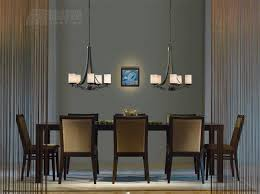 Chandelier Over Table Dining Room With Two Chandeliers Dining Room Decor Ideas And
