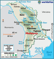Geography Of The Ottoman Empire by Moldova Map Geography Of Moldova Map Of Moldova Worldatlas Com