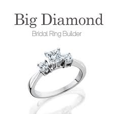 big diamond engagement rings big diamond bridal ring big diamond bridal ring jewelry