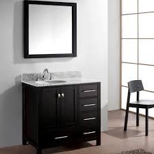 virtu usa caroline avenue 36 single bathroom vanity set in