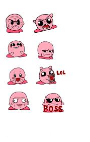 Pics Of Meme Faces - kirby meme faces by happysun15 on deviantart