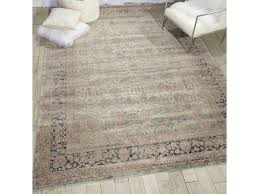 Nourison Area Rugs Floor Coverings Kathy Ireland Malta Cloud Area Rug By Nourison