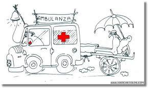 ambulanza inefficente